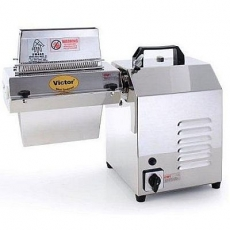 Maszynka do obróbki mięsa (zestaw: kotleciarka + wilk) VELW | VICTOR<br />model: VELW<br />producent: Victor