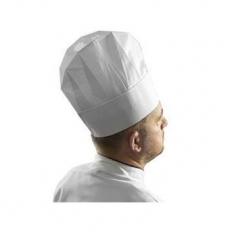 Czapka kucharska<br />model: 560143<br />producent: Hendi