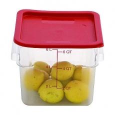 Pojemnik na żywność z poliwęglanu z podziałką<br />model: 061050<br />producent: Stalgast