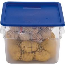 Pojemnik na żywność z poliwęglanu z podziałką<br />model: 061110<br />producent: Stalgast