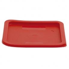 Pokrywka do pojemnika na żywność z poliwęglanu z podziałką<br />model: 061410<br />producent: Stalgast