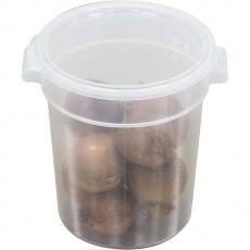 Pojemnik na żywność okrągły<br />model: 067104<br />producent: Stalgast