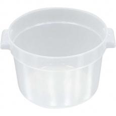Pojemnik na żywność okrągły<br />model: 067110<br />producent: Stalgast