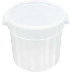 Pojemnik na żywność okrągły<br />model: 067115<br />producent: Stalgast