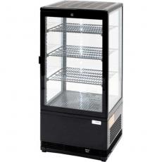 Witryna ekspozycyjna chłodnicza przeszklona<br />model: 852174<br />producent: Stalgast