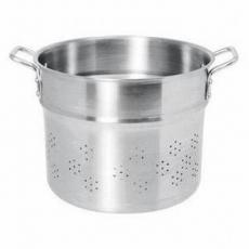 Wkład aluminiowy do gotowania pierogów, ryżu i makaronu Profi Line<br />model: 619308<br />producent: Hendi