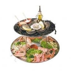 Patera do owoców morza<br />model: 480519<br />producent: Hendi