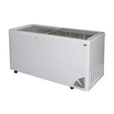 Zamrażarka przeszklona płaska<br />model: ARO-600/1<br />producent: Byfal