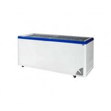 Zamrażarka przeszklona płaska<br />model: ARO-700/1<br />producent: Byfal