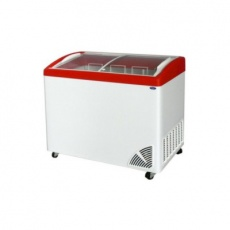 Zamrażarka przeszklona ukośna<br />model: ARO-305/1<br />producent: Byfal