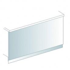 Zabudowa dekoracyjna stalowa<br />model: DM-94720-S<br />producent: Dora Metal