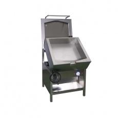 Patelnia gastronomiczna elektryczna<br />model: PE-1<br />producent: Egaz