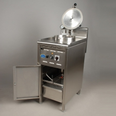 Frytownica ciśnieniowa elektryczna - smażalnik<br />model: ADA-SCE 12<br />producent: Ada-Gastrogaz