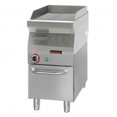 Płyta grillowa gazowa | KROMET 700.PBG-400R-C<br />model: 700.PBG-400R-C.A<br />producent: Kromet