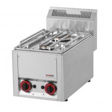Kuchnia gastronomiczna gazowa 2-palnikowa SP 30 GL<br />model: 00000493<br />producent: Redfox