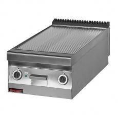 Płyta grillowa elektryczna | KROMET 900.PBE-450R-C<br />model: 900.PBE-450R<br />producent: Kromet