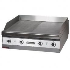 Płyta grillowa elektryczna | KROMET 900.PBE-900GR<br />model: 900.PBE-900GR<br />producent: Kromet