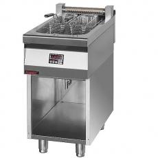 Frytownica elektryczna - poj. 25l | KROMET 900.FE-18f<br />model: 900.FE-18f<br />producent: Kromet