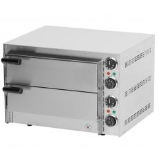 Piec do pizzy 2-komorowy FP-66R<br />model: 00000451<br />producent: Redfox