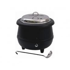 Kociołek do zup z chochelką<br />model: 432101<br />producent: Sunnex