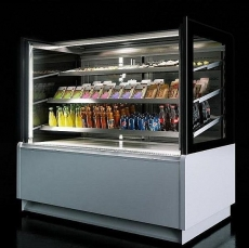 Regał chłodniczy cukierniczy LARUS 1.4 | LENARI<br />model: LARUS 1,4<br />producent: Es System K