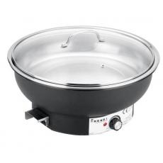Podgrzewacz elektryczny Kitchen Line TESINO<br />model: 204832<br />producent: Hendi