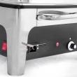 Podgrzewacz stołowy elektryczny z kociołkami 433241