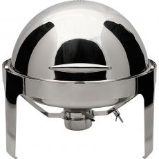 Podgrzewacz stołowy okrągły Roll-Top De Lux<br />model: 437020<br />producent: Stalgast