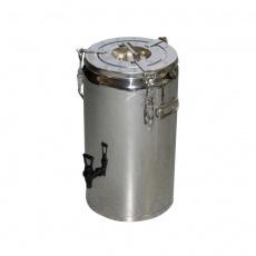 Termos na płyny stalowy z kranem TMT-5<br />model: 00001860<br />producent: Redfox