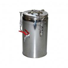 Termos na płyny  stalowy z kranem TMK-10<br />model: 00001864<br />producent: Redfox