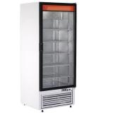 Szafa chłodnicza przeszklona przyścienna<br />model: 4kl.SCh-S 725<br />producent: Rapa