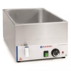 Bemar elektryczny stołowy z kranem spustowym Standard<br />model: 238912<br />producent: Hendi