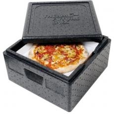Pojemnik termoizolacyjny do pizzy<br />model: 057301<br />producent: Stalgast