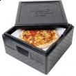 Pojemnik termoizolacyjny do pizzy 057301