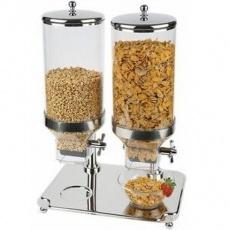 Dyspenser do płatków śniadaniowych CLASSIC DUO<br />model: TF-84<br />producent: Tom-Gast