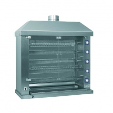 Rożno gazowe<br />model: ADA-4<br />producent: Ada-Gastrogaz