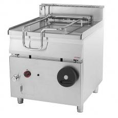 Patelnia gastronomiczna gazowa<br />model: BR-90/80 G<br />producent: Redfox