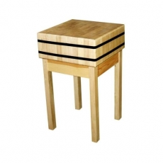 Kloc masarski z drewna bukowego MS-55<br />model: 00001560<br />producent: Redfox