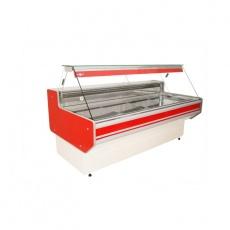 Lada chłodnicza z szybą prostą<br />model: L-A1/137/107<br />producent: Rapa