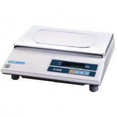 Waga elektroniczna prosta - do 15kg<br />model: CAS AD 15<br />producent: Cas
