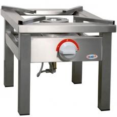 Taboret gastronomiczny gazowy 1-palnikowy | EGAZ TGOM-105<br />model: TGOM-105<br />producent: Egaz
