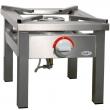 Taboret gastronomiczny gazowy 1-palnikowy TGOM-105 TGOM-105