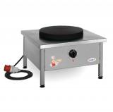 Taboret gastronomiczny elektryczny 1-płytowy | EGAZ KE-1 KE-1