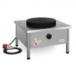 Taboret gastronomiczny elektryczny 1-płytowy   EGAZ KE-1 KE-1