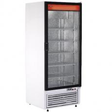 Szafa chłodnicza przeszklona przyścienna<br />model: SCh-S 625 W<br />producent: Rapa