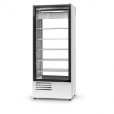 Szafa chłodnicza przeszklona przelotowa<br />model: SCh-2S 725 NW<br />producent: Rapa