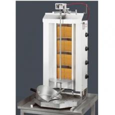 Gyros (kebab) gazowy<br />model: GD-4<br />producent: Potis