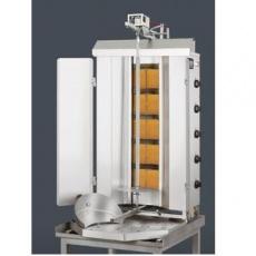 Gyros (kebab) gazowy<br />model: GD-5<br />producent: Potis