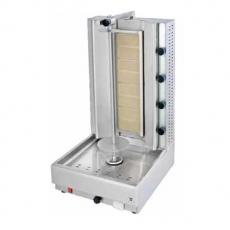 Gyros (kebab) gazowy DG-8A<br />model: 00000335<br />producent: Redfox