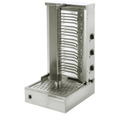 Gyros (kebab) elektryczny - do 25kg<br />model: 777371<br />producent: Roller Grill